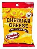 マースジャパン コンボスクラッカー チェダーチーズ味 38g×12袋
