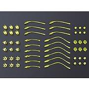 バンダイ MG 1/100 サザビー Ver.Ka & RE/100 1/100 ナイチンゲール用 拡張ファンネルエフェクトセット