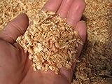 ★無添加★良質なカンナ屑・木くず・鋸くず・おがくず 21リットル分(完全乾燥)