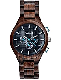 Truwood Pilot Wooden 腕時計 木製バンド