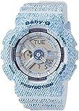 [カシオ]CASIO 腕時計 BABY-G DENIM'D COLOR BA-110DC-2A3JF レディース
