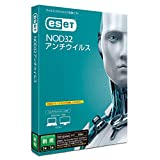 ESET NOD32アンチウイルス(最新)|新規|1台1年版|Win/Mac対応