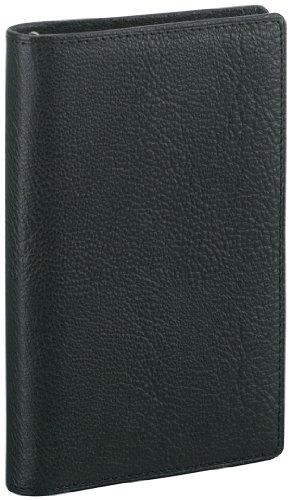 キーワード ジャストリフィルサイズ ポケットシステム手帳 リング8mm JWP5003 B [ブラック]