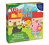ブルーオレンジゲームWhere 's Mr。Wolf Cooperative Kids Game