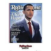 サブカル『Rolling Stone/バラク・オバマ大統領《GBS003》』ポスター