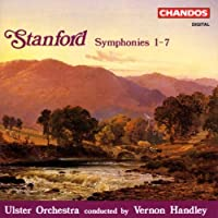Sir Charles Villiers Stanford: Symphonies 1-7 by FRANK MARTIN (1994-05-31)