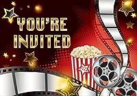 Hollywood Party invitations ( 8パック)