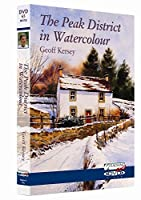 The Peak District in Watercolour DVD with Geoff Kersey