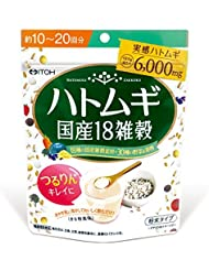 井藤漢方製薬 ハトムギ国産18雑穀 100g