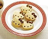 ハローキティ わくわくクッキー抜き型 WCK1
