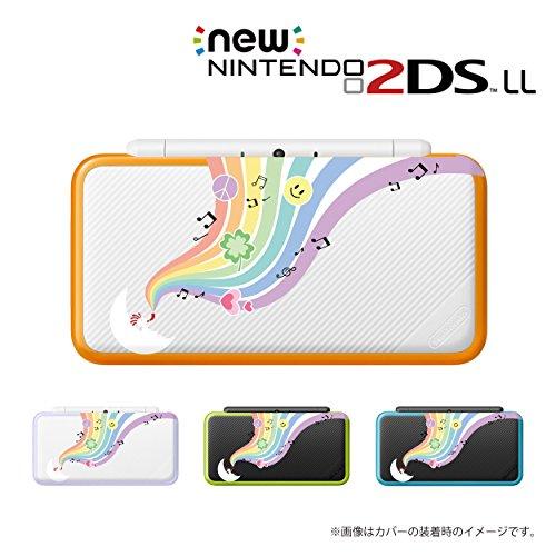 New ニンテンドー 2DS LL 対応 カバー ケース コ...