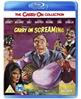 Carry on Screaming [Blu-ray] [Import]