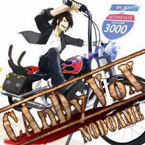 Candy Vox のど飴 CD