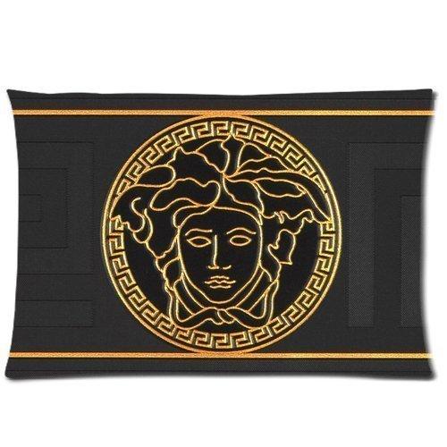 カスタムVersaceホーム装飾カスタムジッパー枕ケース20...