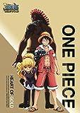 【Amazon.co.jp限定】ワンピース ~ハートオブ ゴールド~ *通常版(オリジナルA5クリアファイル) [DVD]