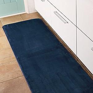 洗える フランネル キッチンマット 約60×1...の関連商品9
