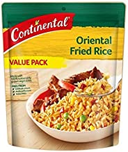 Continental Oriental  Fried Rice Side Dish Value Pack 180g