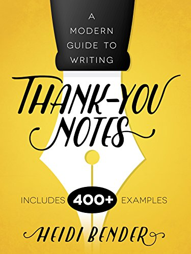 amazon co jp a modern guide to writing thank you notes english