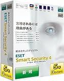 ESET Smart Security V4.0 5年3ライセンス (商品イメージ)