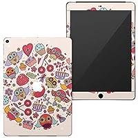 igsticker iPad 6(2018) 9.7インチ 専用スキンシール フルカバータイプ apple iPad 6 シール 第6世代 アップル アイパッド A1893 A1954 全面スキンシール フル 背面 側面 正面 液晶 ステッカー タブレット 保護シール 008887