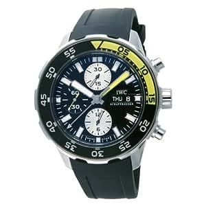 [アイダブリューシー]IWC 腕時計 アクアタイマー ラバー クロノグラフ 自動巻き IW376702 メンズ 【並行輸入品】