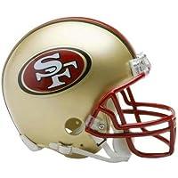Riddell(リデル) サンフランシスコ?49ers ミニ レプリカ ヘルメット VSR4 - -
