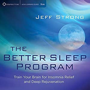 Better Sleep Program: Train Your Brain for Insomni