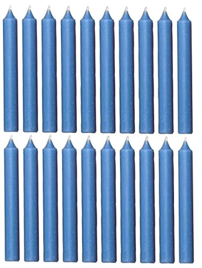 ワイプ想定簡単に(Light Blue) - Biedermann & Sons Chime or Tree Candles 20-Count Box, Light Blue