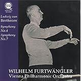 ベートーヴェン : 交響曲 第4番   交響曲 第7番 (Ludwig van Beethoven : Symphony No.4   Symphony No.7 / Wilhelm Furtwangler   Vienna Philharmonic Orchestra) [CD]