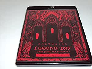 "BABYMETAL - THE ONE - 限定Blu-ray『BABYMETAL LEGEND ""2015"" ~新春キツネ祭り~』"
