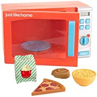 Just Like Home Talking Microwave Oven - Orange by Toys R Us [並行輸入品]