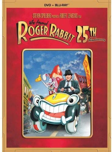 Who Framed Roger Rabbit [DVD] [Import]