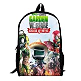 EASTPAK follow918 Plants Vs Zombiesシリーズユニセックス学校バックパックPVZ Cartoon Casual / Travel Rucksack Studentバックパック/ブックバッグKids Gifts 12