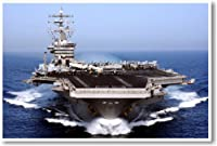 Navy Aircraft Carrier–新しいMilitaryポスター