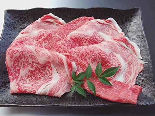 厳選 [ 黒毛和牛 メス牛限定 ] ギフト用 ロース 赤身 モモ すき焼き肉 1.2Kg 【木箱詰め 】
