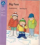 Oxford Reading Tree: Stage 1+: First Sentences: Big Feet (Oxford reading tree: Stage 1+ first sentences)