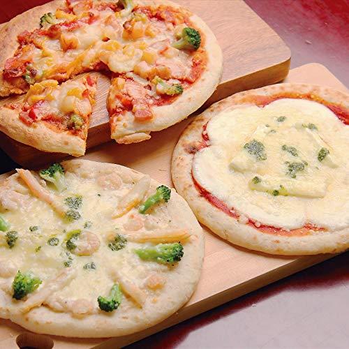 北海道チーズピザ3枚 450017 【惣菜 ピザ チーズ 詰め合わせ ギフトセット 贈り物】