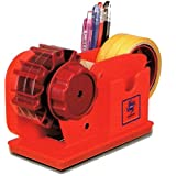 """HeavyDuty Automatic Tape Dispenser, 1"""" or 3"""" Core with Gift Tape"""