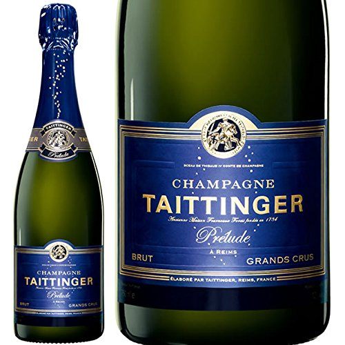 NV テタンジェ プレリュード グランクリュ シャンパン 辛口 白 750ml