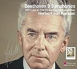 ベートーヴェン : 交響曲全集 | ピアノ協奏曲 第3番 & 第5番 (Beethoven : 9 Symphonies ~ 1977 Live in Tokyo / Herbert von Karajan | Berliner Philharmoniker) (6CD) [Live Recording] [Limited Edition] [日本語帯・解説付]