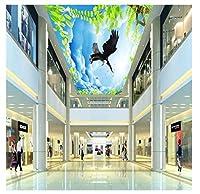 Ywwz&N 壁紙用壁3 D高精細現代メイクアップマニキュア壁紙美容サロン装飾高品質壁画-280X200Cm