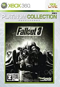 Fallout 3(フォールアウト 3) Xbox 360 プラチナコレクション【CEROレーティング「Z」】