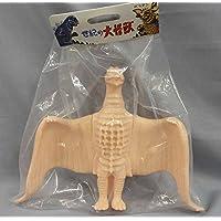 マルサン 肌色未塗装 ラドン ソフビ 世紀の東宝怪獣 ゴジラ