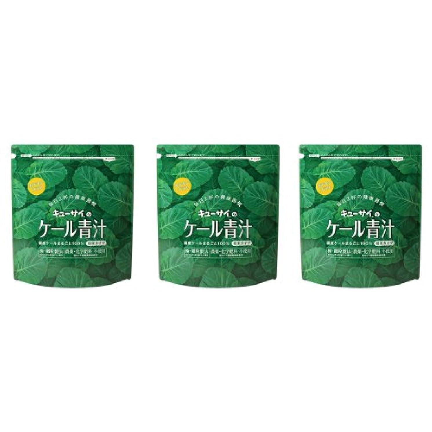 比較的苦難びっくりキューサイ ケール青汁(粉末タイプ)カテキンプラス 420g 3袋