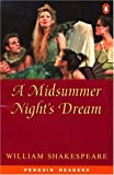 *A MIDSUMMER NIGHTS DREAM     PGRN3 (Penguin Readers)