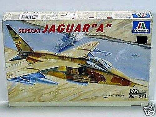 イタレリ 078 1/72 ジャガーAフランス空軍戦闘機