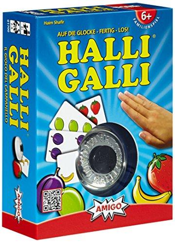 アミーゴ社『ハリガリ(HALLI GALLI)』
