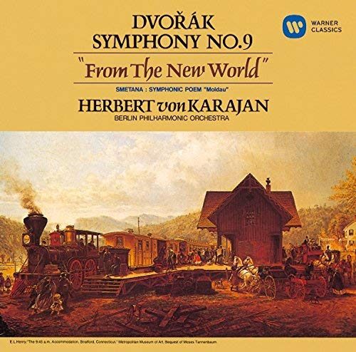 ドヴォルザーク:交響曲第9番「新世界より」、シベリウス:交響曲第2番他