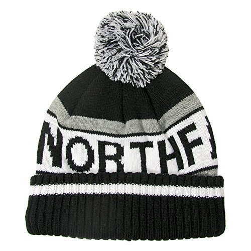 ザ・ノース・フェイス(THE NORTH FACE) チックタックトゥー ビーニー(Tic-tac-toe Beanie) NN41510 K ブラック F