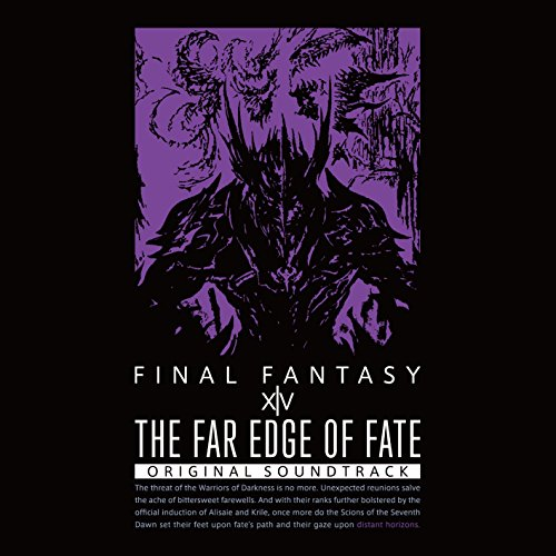 【Amazon.co.jp限定】THE FAR EDGE OF FATE: FINAL FANTASY XIV ORIGINAL SOUNDTRACK【映像付サントラ/Blu-ray Disc Music】(Amazon.co.jp限定絵柄 スリーブケース付)